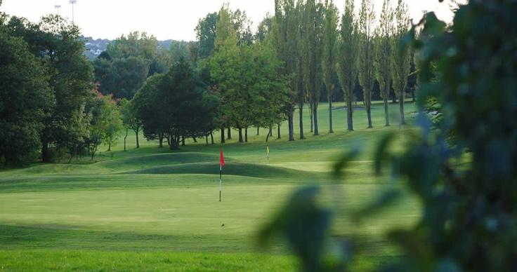 Bowring Park Golf Course