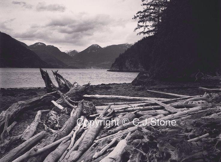 Britannia Beach, British Columbia