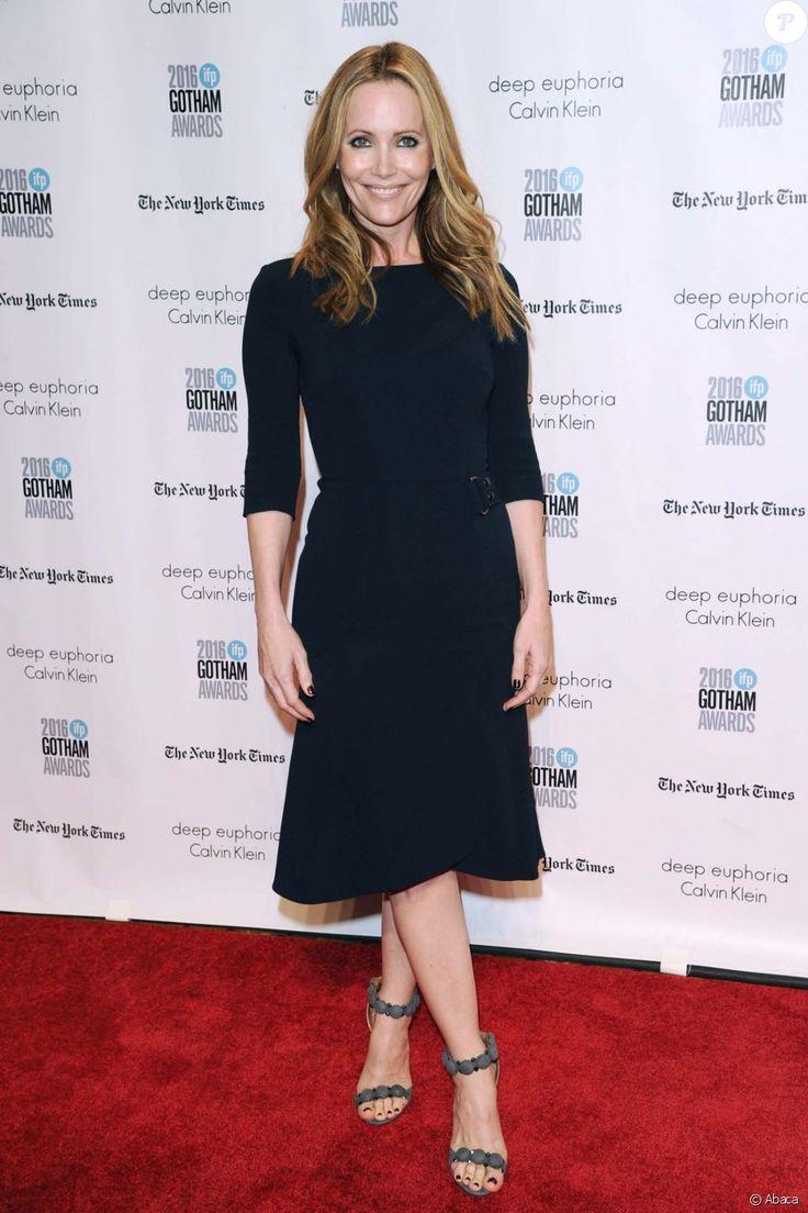 Leslie Mann- 26e édition des Gotham Independent Film Awards au Cipriani Wall Street. New York, le 28 novembre 2016.