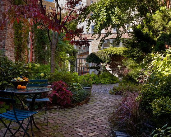 New Orleans Garden Design before and after target transforms 3 new orleans courtyards courtyard gardenscourtyard designterrace Find This Pin And More On New Orleans Gardens