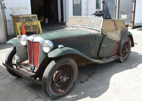 learn more about parked since mg tc on bring a trailer the home of the best vintage and classic cars online
