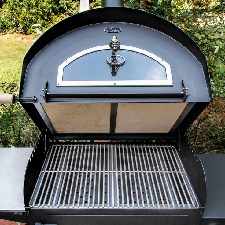 L'Art Du Jardin Alsace Wood Fired Outdoor Pizza Oven And