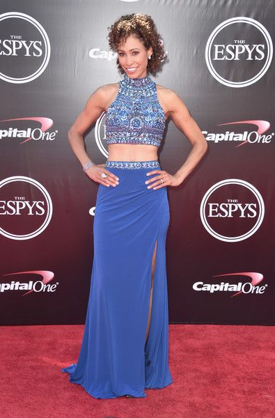 Sage Steele - All the Looks from the 2016 ESPY Awards - Photos