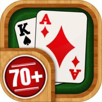 Solitaire 70+ Free Card Games in 1 Ultimate Classic Fun Pack : Spider, Klondike, FreeCell, Tri Peaks, Patience, and more for relaxing by 12 POINT APPS LLC