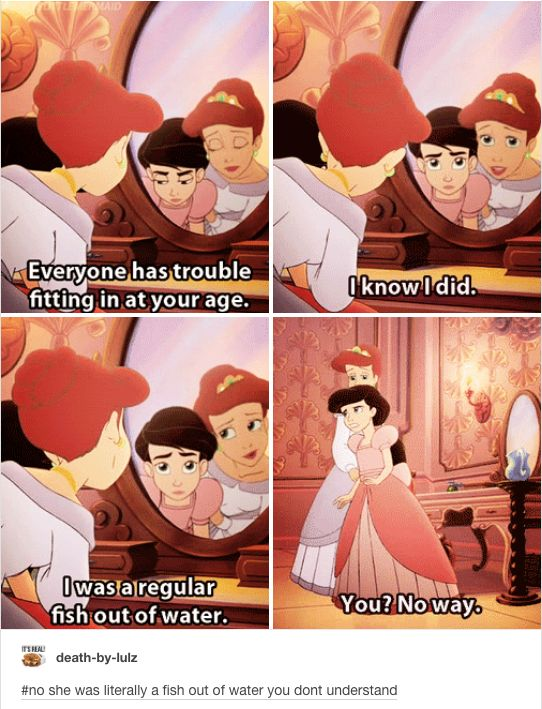 This hidden truth: | 26 Jokes That Will Make Disney Fans Laugh Way Harder Than They Should