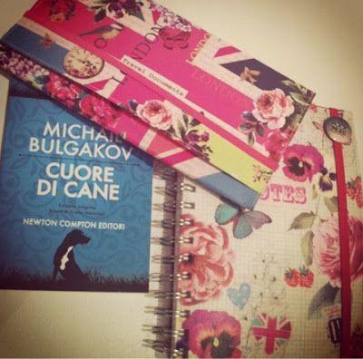 Cuore di cane -   Michail Bulgakov. Uno dei libri nella mia valigia. Ecco perchè...