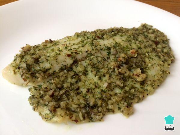 Aprende a preparar pescado al horno en salsa con esta rica y fácil receta. En esta receta aprenderemos a realizar un pescado al horno en salsa de cilantro, una recet...