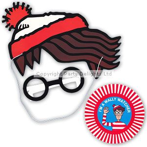 Wheres Wally PartyDisguise Kit