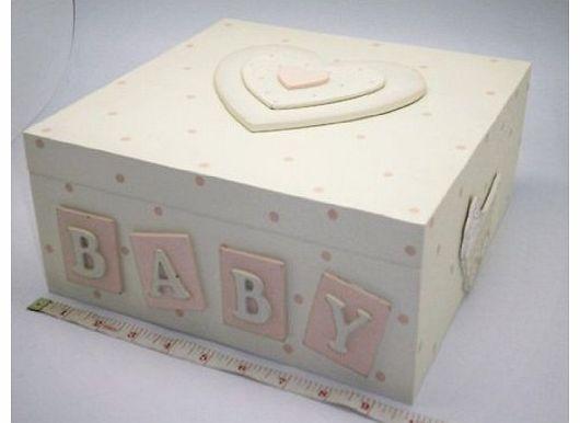 Decorative Baby Gift Box : Best wooden keepsake box ideas on