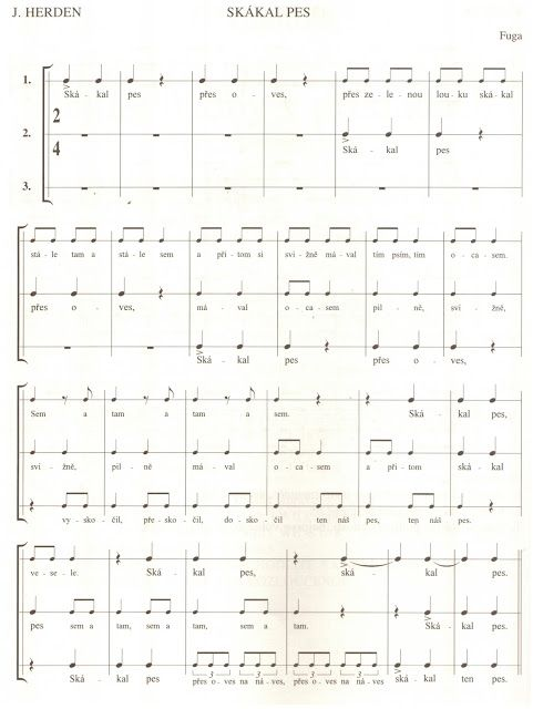 Jak na hudebku: Toccata a fuga d moll aneb Několik tipů pro práci