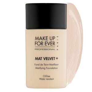 Mat Velvet + - Fondotinta Opacizzante di Make Up For Ever su Sephora.it