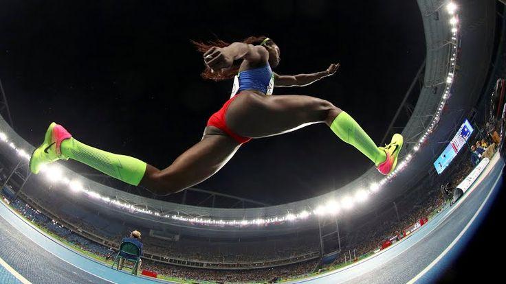 Caterine Ibargüen Rio 2016