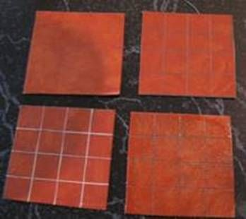 Tile and Bricks from Mat Board...this is a wonderful article.  I would never have thought of this.......