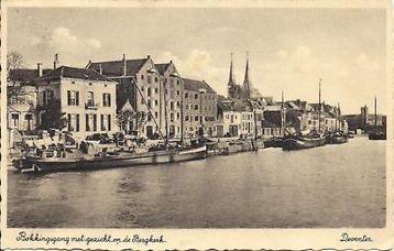 Deventer, Bokkingsgang