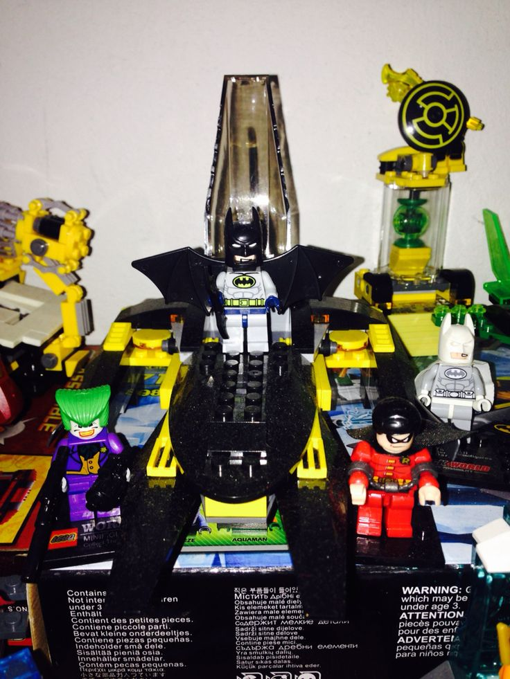 Batman-joker-Robinson