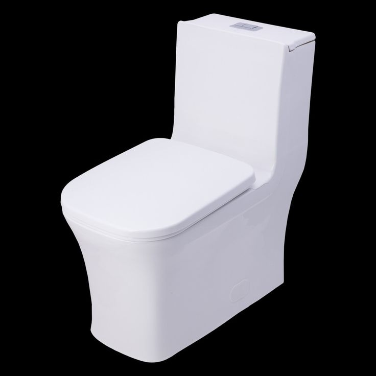 $239.99. Complete your modern bathroom with our contemporary back to wall, one piece, dual flush toilet. Manufactured from high quality Vitreous China and designed to co-ordinate with any of the stunning furniture and sanitary ware available.