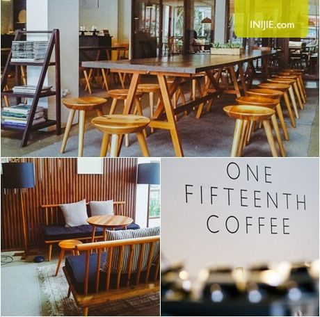 1/15 Cofffe shop Jakarta - INIJIE.com - http://www.inijie.com/2013/01/28/115-one-fifteenth-coffee-jakarta/