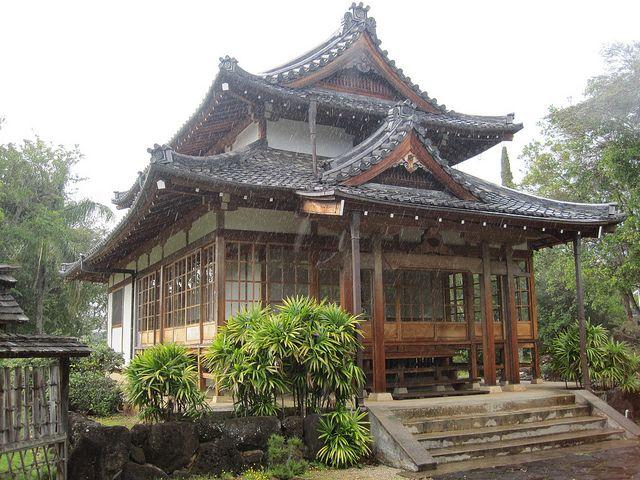 Japanese tea house tea pots pinterest for Asian houses photos