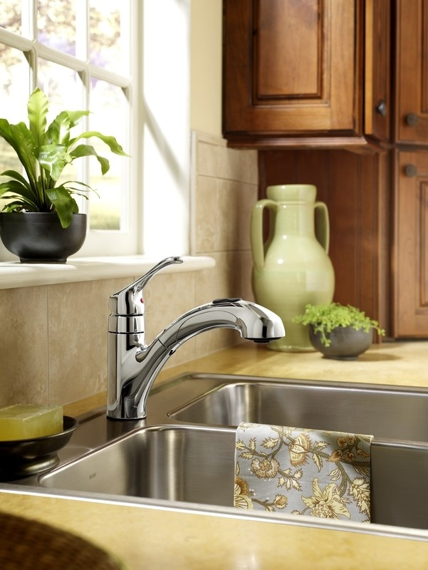 56 best Pull-Out Kitchen Faucets images on Pinterest | Kitchen ...