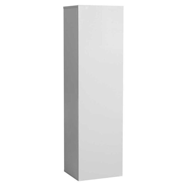 Wohnzimmer Hängeschrank In Weiß Lackiert Modern Jetzt Bestellen Unter: ...