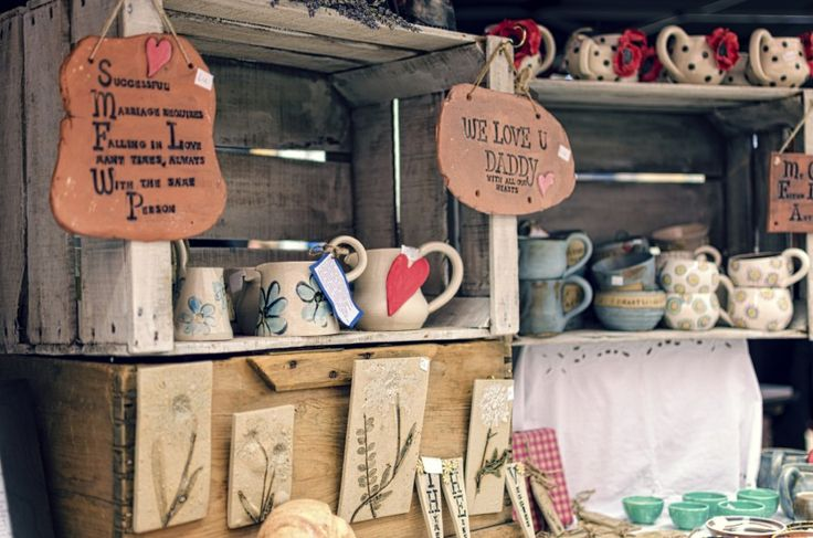 10 Mistakes to Avoid At a Craft Fair