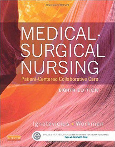Test Bank Medical Surgical Nursing Patient Centered