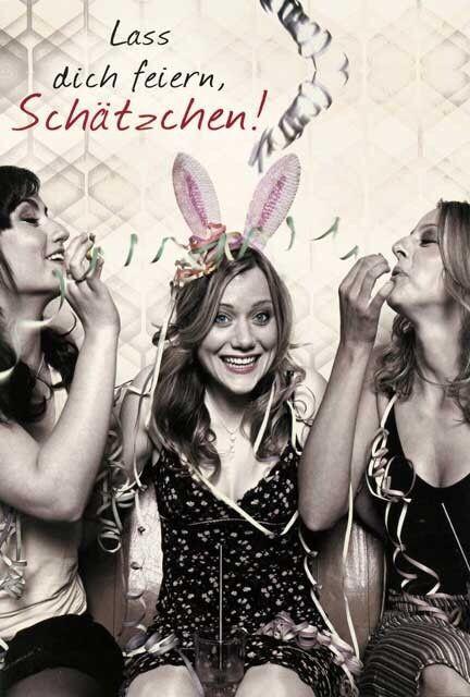 Happy #Birthday Geburtstag Lass Dich feiern, Schätzchen! – Rob Ressmann