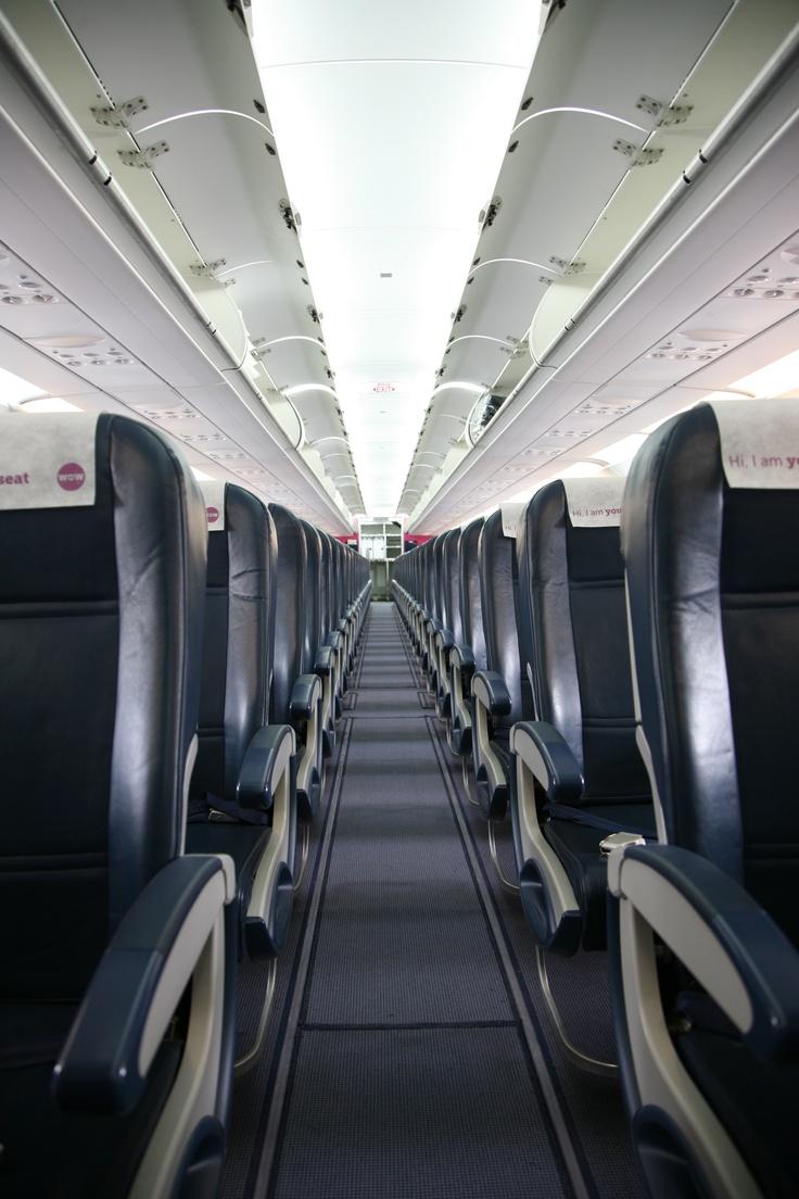 Wow Air Aircraft Interior Aircraft Pinterest Interiors And Wow Air