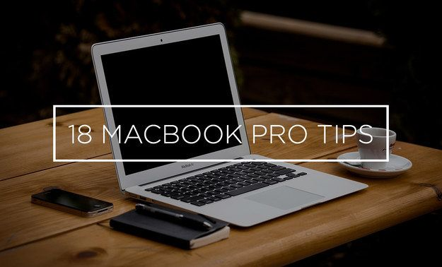18 Mac Hacks That Will Make You A MacBook Pro, definitely learned some new tricks.