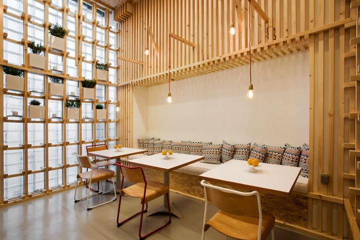 IT Cafe by Divercity Architects Athens Greece IT café by Divercity Architects, Athens   Greece