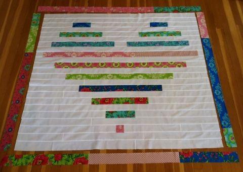 Free Heart Quilt Pattern - U Create