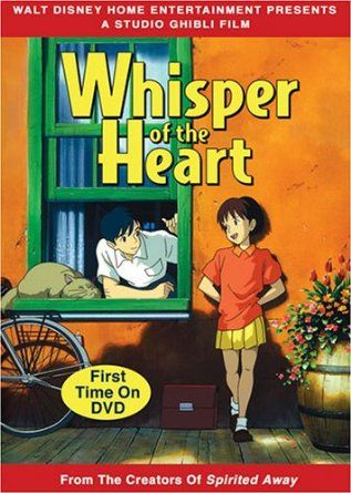 Whisper of the Heart  -  $13.99 Prime