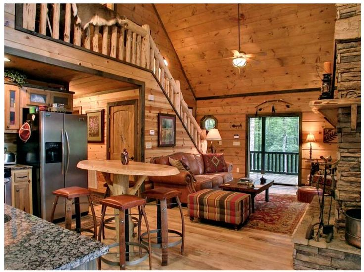 173 best Log Cabin Homes images on Pinterest Log cabins Log