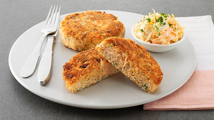 Learn how to make a delicious Salmon Patties