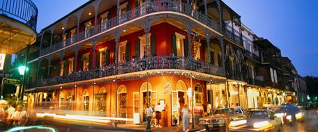 "Top US Destinations #18: New Orleans, LA  Culture-rich and burden-free, ""the Big Easy"" is a great place for a getaway weekend. Soak in the vibrant nightlife, delicious food and great music."