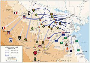 Ο πόλεμος στον Περσικό κόλπο (17 Ιαν – 28 Φεβ 1991)