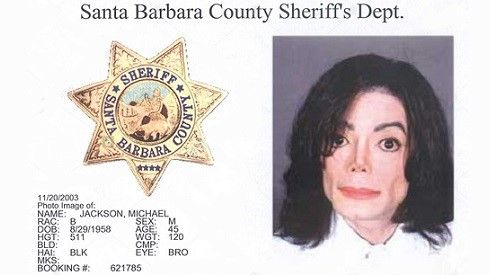 Nov. 20: Today in 2003, Michael Jackson flew to Santa Barbara to be arrested by police. He was freed on $3m bail