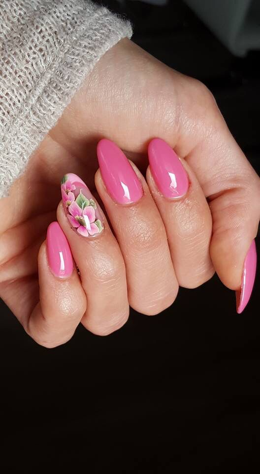 34 best fans nail art images on pinterest nail art nail art corallo pastello e barbie prinsesfo Choice Image