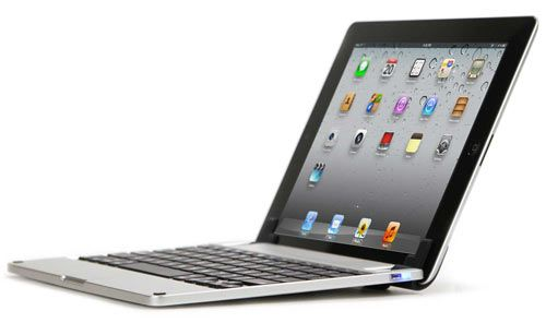 Brydge // for when your iPad needs a lot of WPM
