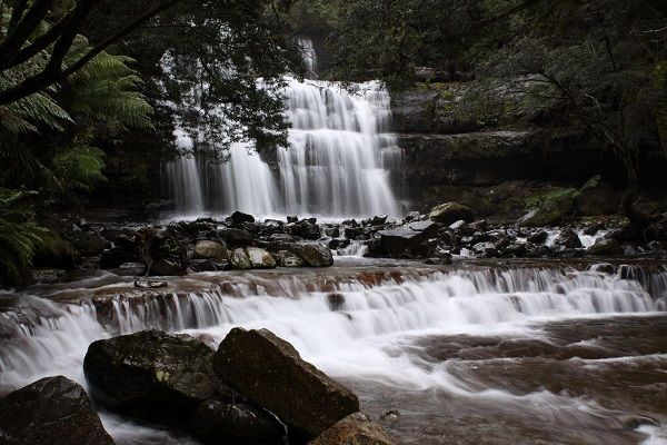 Liffey Falls ~ #Waterfall #Tasmania ~ photo by Ben Wong, article for think-tasmania.com