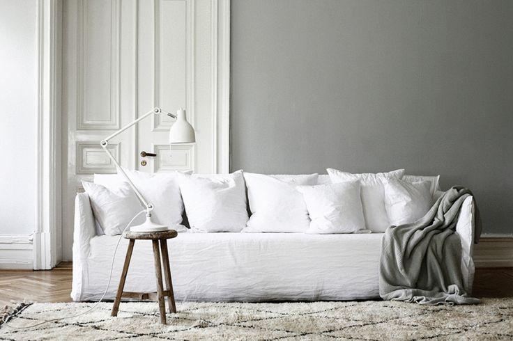 Gervasoni Ghost sofa a LaMaisonPernoise  perfection