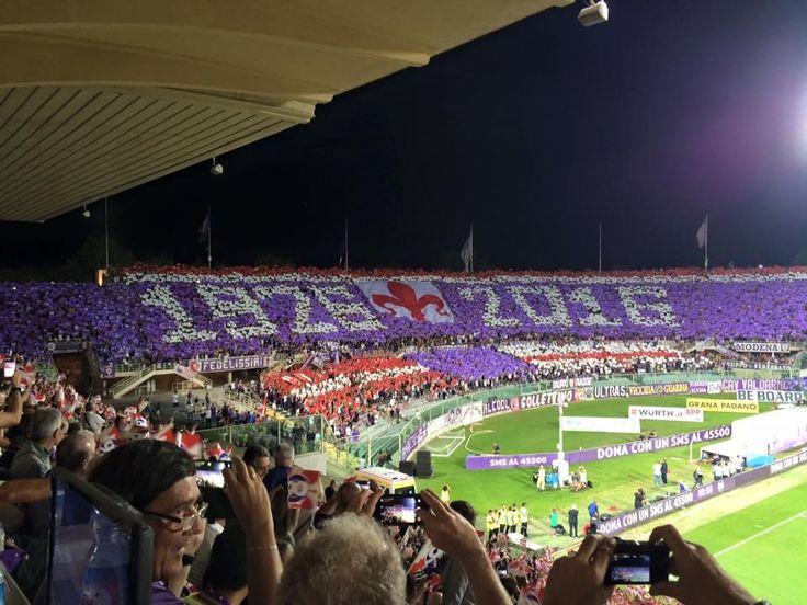 La Fiorentina compie 90 anni