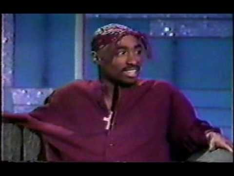 |2pac - Interview - Arsenio 8th Mar '94| (+playlist)