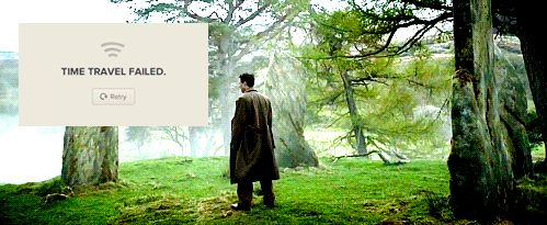 """On Frank's visit to Craigh na Dun: 