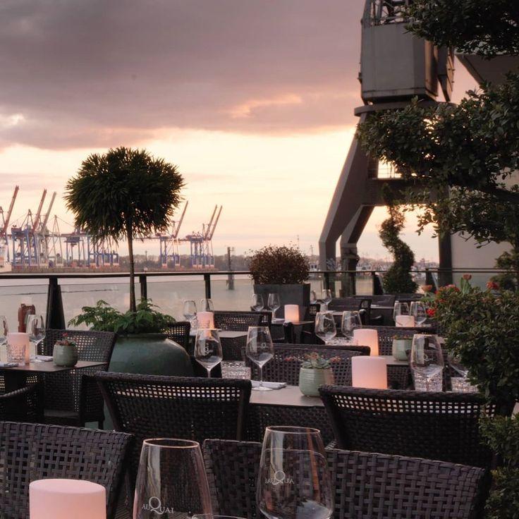 10 Restaurants am Hamburger Hafen mit toller Aussicht