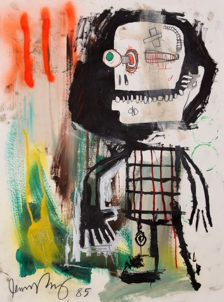 the life and art of jean michel basquiat In life and art javaka steptoe can claim a few things in common with the late  jean-michel basquiat both men were raised in brooklyn, ny both.