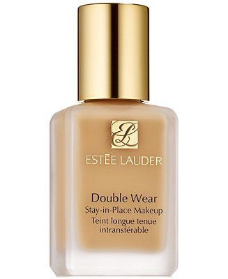 Shop for Estée Lauder online at Macys.com. 15-hour staying power. Flawless all day. This worry-free, long-wearing makeup stays fresh and looks natural through heat, humidity & nonstop activity. Won't change color, smudge or come off on clothes. Feels lightweight and comfortable. Now the flawless look you see in the morning is the look you keep all day.