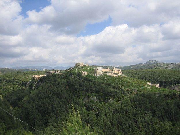 Saladin Castle, Lattakia | Community Post: Let's All Appreciate How Beautiful Syria Is