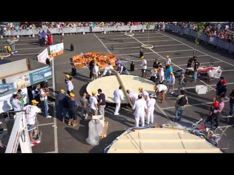 La piadina più grande del mondo - Guinness World Records