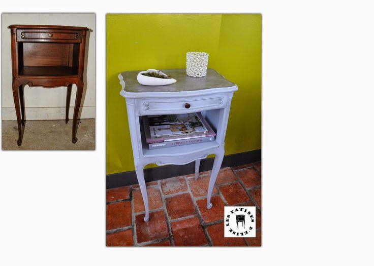 321 best meuble peinture images on Pinterest Craft, Furniture and - comment peindre un meuble laque